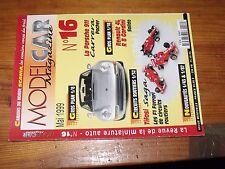 $$$ Revue Model Car Magazine N°16 Porsche 911 CarreraRenault 4LR8 Gordini