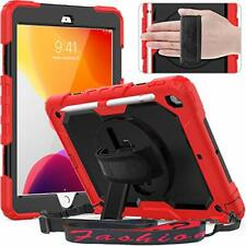 iPad 10.2 Case, 2020/2019 New iPad 8th/ 7th Generation Case with Screen