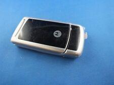Motorola v220 ARGENTO SENZA ACCESSORI difettoso con batteria come pezzo di ricambio wrong guasto