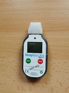 USB Einweg Temperatur Datenlogger Sensitech TempTale Ultra Dry Ice -95° bis +30°