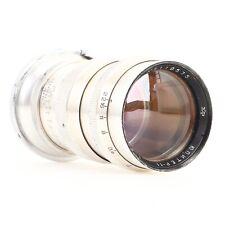 :Jupiter 11 (KOM3) 135mm f4 Contax RF Mount Lens USSR