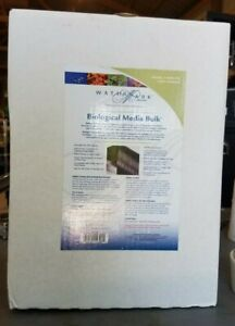 Little Giant / Watermark Biological Strap Media Bulk for Pond Filters