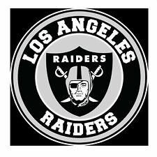 Los Angeles Raiders Logo Sticker Vinyl Decal 3-71