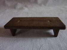 PLAYMOBIL accessoires chateau maison chevalier vaisselle table basse