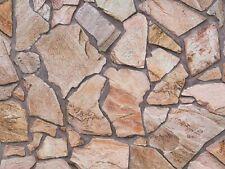 Vliestapete Stein-Optik Naturstein Mauer braun AS Creation 9273-16 (2,61?/1qm)