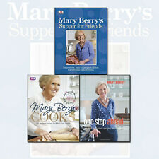 Mary Berry's Collection,Mary Berry Cooks,One Step Ahead,Supper for Friends,3 Boo