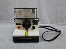 Vintage Polaroid One Step Land Instant Camera Untested AS-IS Continental Flash
