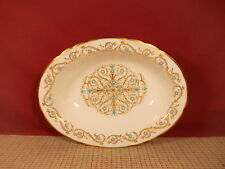 "Tuscan/Royal Tuscan Fine China Louise Pattern Oval Vegetable Bowl 9 1/4"""