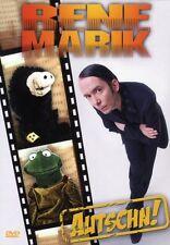 """RENE MARIK """"AUTSCHN! MAULWURF & FREUNDE"""" DVD NEU"""