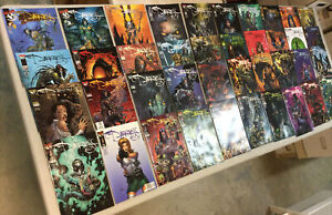 The Darkness 1-40 Complete Set Image comics (DA02)