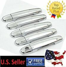 US Mirror Chrome Side Door Handle Cover Trims For Toyota RAV4 06 07 08 09 10 11