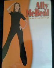 COFANETTO SECONDA STAGIONE ALLY MCBEAL DVD