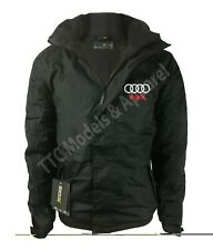 Audi Regatta Fleece Lined Waterproof Jacket with Embroidered Logo