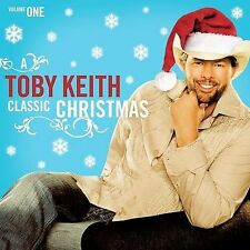 A Classic Christmas, Vol. 1 by Toby Keith (CD, Aug-2008, Show Dog Nashville)