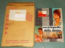 Enciclopedia della Donna volume n.2 prima ediz. Fratelli Fabbri 1963 imballato!
