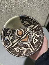 Antique Islamic Porcelain Pottery Bowl - Antiquity- Middle Eastern - No Reserve