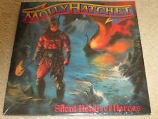 MOLLY HATCHET - SILENT REIGN OF HEROES - DOUBLE LP - STEAMHAMMER EDITION