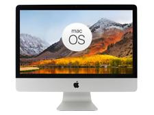 """Apple iMac 12.1 (A1311) All-In-One 21"""" FHD i5-2400 4GB RAM 500GB HDD"""
