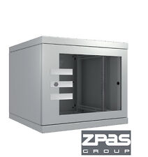 """19"""" EDV Serverschrank Wandverteiler 18HE 600x600 ZPAS NETZWERKSCHRANK"""