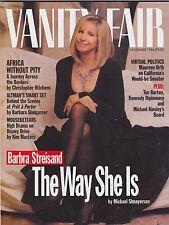 NOV 1994 VANITY FAIR fashion magazine UNREAD