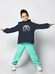 Monochrome Style Panda Hoodie -Image by Shutterstock