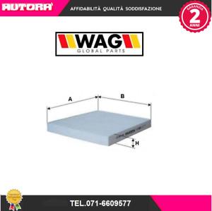 W1069 Filtro antipolline  (W245) (WAG)
