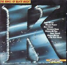 Various - The kings of black music - CD -