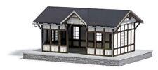 Busch 1641 Wartehalle Ilfeld Bausatz H0
