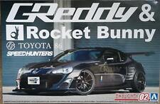 Aoshima 06187 Toyota 86 Greddy & Rocket Bunny Volk Racing Ver.  1:24