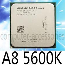 AMD A8-3800 A8-3820 A8-3850 A8-3870K A8-5500 A8-5600K CPU Processor