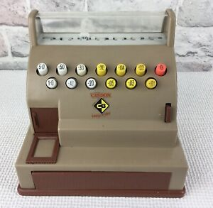 Vintage Casdon Toy Cash Register Till 1970's Supercash