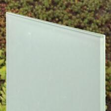 VSG-Glasplatten matt, 8,76mm nach Maß. 0,76mm matte Folie, polierte Kanten.