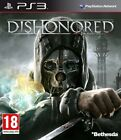 Dishonored Game PS3 Sony PlayStation 3 PS3 Brand New