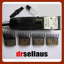 Electric Dog Clipper Comb Set Animal Hair Blade Cat Pet Grooming Horse GTS888