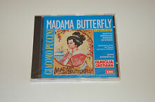 MADAMA BUTTERFLY - GIACOMO PUCCINI famiglia cristiana SIGILLATO CD ORIGINALE