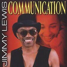New: Lewis, Jimmy: Communication  Audio Cassette