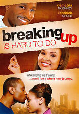 Breaking Up Is Hard to Do DVD, Demetria McKinney, Kendrick Cross, Arle Michel, T