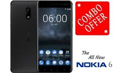Nokia 6 Dual SIM 4G Mobile Phone  -  Indian Warranty + Bluetooth Phone FREE