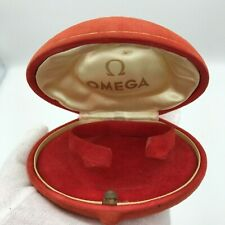 Genuine Omega Watch very rare vintage  antique Box  shell 0123001