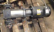 Grundfos Multi Stage Centriugal Pump Cr2-120 Gu-A-Auue_Cr2120Guaauue