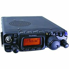 Yaesu FT817ND All Mode Portable Transceiver Radio HF VHF UHF FM SSB CW AM SSB