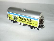 Marklin 4429 Staufen Brau Beer Reefer car. As new. 3 rail AC. HO Scale. No Box
