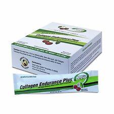 Great Lakes Gelatin, Collagen Endurance Plus, Natural Black Cherry Box Of 10 Pcs