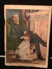"Antique ADVERTISING Sergeants Dog Food ""Polk Millers Dog Book"" c1929, 48 Pgs."