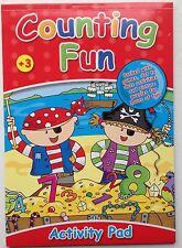 Counting Fun Activity Pad