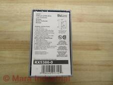 Bizline RX5386-0 Deep Single-Gang Box