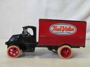 Vintage ERTL True Value 1926 Mack Bulldog Diecast Bank