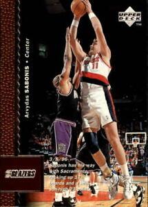 1996-97 Upper Deck Basketball Card Pick 101-359