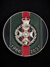 Royal Green Jackets Colours Lapel Pin (RGJ COL)