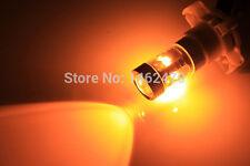 7440 7443 Cree LED Indicator Turn Light Bulbs Globes 20mm Wedge T20 30W Bright!